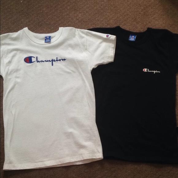 fb0504e3 Champion Shirts & Tops | Tshirts Vintage 90s | Poshmark